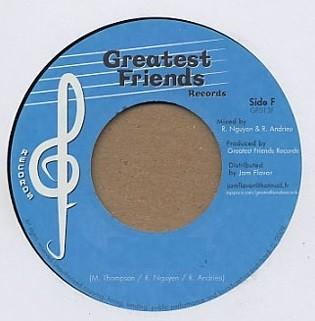 Chezidek : Judgement Throwm   Single / 7inch / 45T     Dancehall / Nu-roots