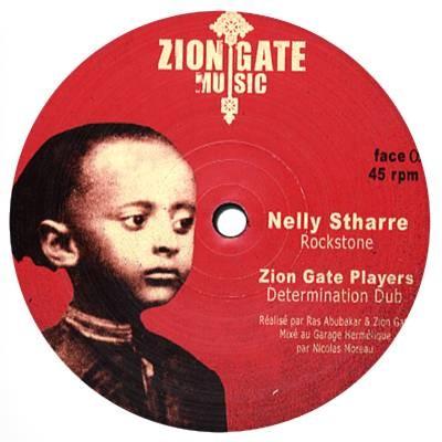 Nelly Stharre : Rockstone   Maxi / 10inch / 12inch     UK