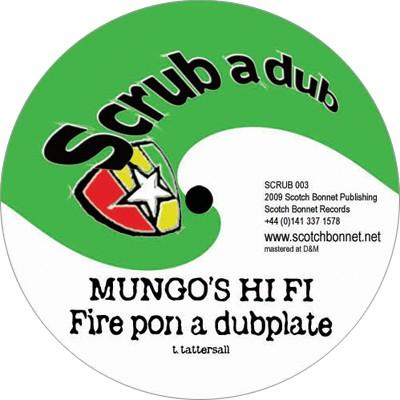 Mungo's Hi Fi : Fire Pon A Dubplate   Maxi / 10inch / 12inch     Jungle / Dubstep
