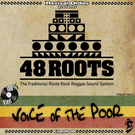 48 Roots : Voice Of The Poor   CD     Oldies / Classics