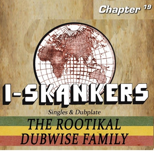 I - Skankers : The Rootical Dubwise Family   CD     Oldies / Classics
