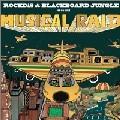 Rockdis & Blackboard Jungle : Present Musical Raid | CD  |  UK