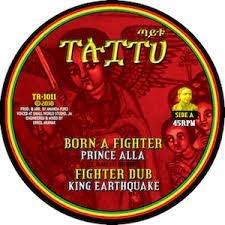 Prince Alla : Born A Fighter | Maxi / 10inch / 12inch  |  UK