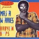 Major Worries : Babylon Boops | CD  |  Dancehall / Nu-roots
