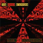 The Power Steppers : Bass Re-enforcement   LP / 33T     UK