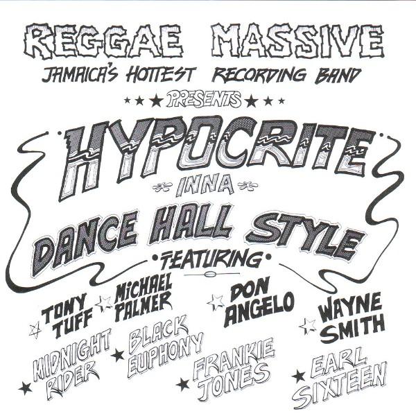 Various : Hypocrite Inna Dance Hall Style   LP / 33T     Oldies / Classics