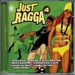 Various : Just Ragga Vol. 4 | CD  |  Dancehall / Nu-roots