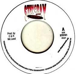 Bushman : Bloody City | Single / 7inch / 45T  |  Dancehall / Nu-roots