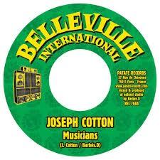 Joseph Cotton : Musicians | Single / 7inch / 45T  |  UK