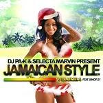 Dj Pa.k & Selecta / Marvin Ft. Junior Zy : Jamaican Style Vol. I V | CD  |  Various