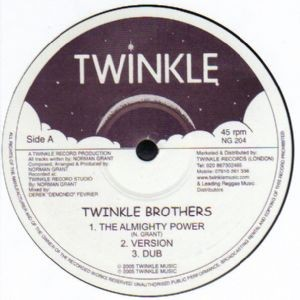 Twinkle Brothers : The Almighty Power | Maxi / 10inch / 12inch  |  Oldies / Classics