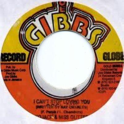Kojack & Miss Glitter : I Can't Stop Loving You | Single / 7inch / 45T  |  Oldies / Classics