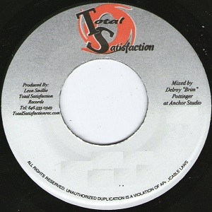 Georges Nooks : Can't Get Enough   Single / 7inch / 45T     Dancehall / Nu-roots