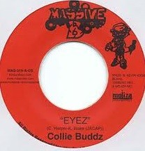 Collie Buddz : Eyez | Single / 7inch / 45T  |  Dancehall / Nu-roots