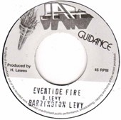 Barrington Levy : Eventide Fire | Single / 7inch / 45T  |  Oldies / Classics