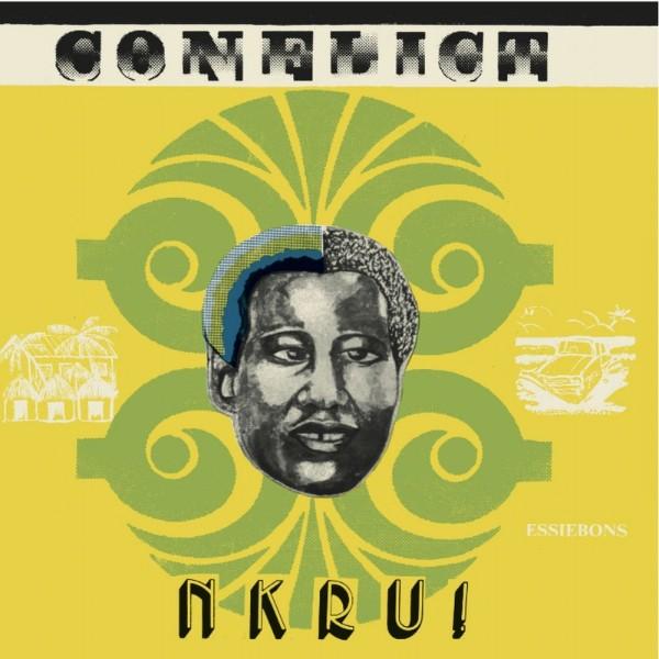 Ebo Taylor & Uhuru Zenzu : Nkru ! | LP / 33T  |  Afro / Funk / Latin