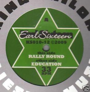 Earl Sixteen : Rally Round