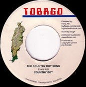 The Country Boy : The Country Boy Song | Single / 7inch / 45T  |  Oldies / Classics
