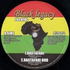 Prince Alla : Rastafari | Maxi / 10inch / 12inch  |  UK