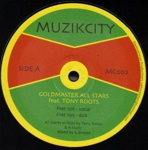 Golmaster All Star Ft. Tony Roots : Free Not | Maxi / 10inch / 12inch  |  UK