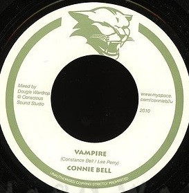 Connie Bell : Vampire | Single / 7inch / 45T  |  UK