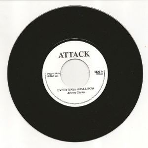 Johnny Clarke : Every Knee Shall Bow   Single / 7inch / 45T     Oldies / Classics