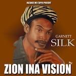 Nazanat : Garnett Silk Zion Ina Vision Mix | CD  |  Various