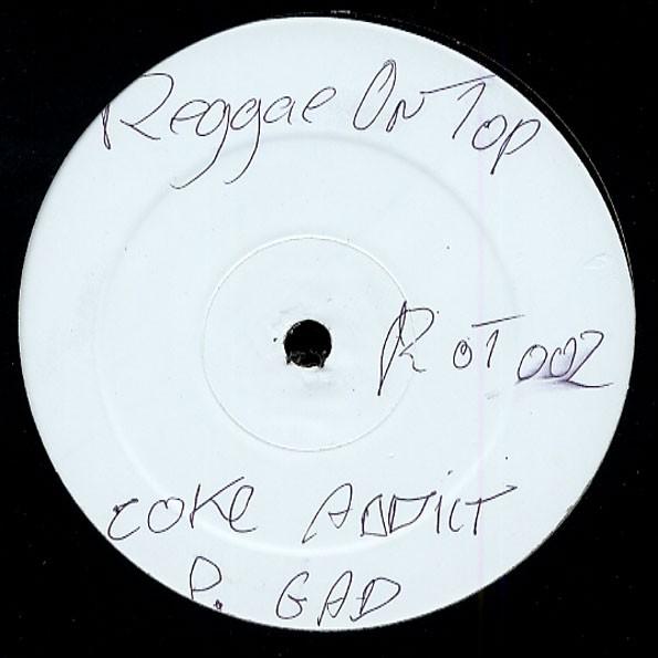 Pablo Gad : Coke Addict   Maxi / 10inch / 12inch     Oldies / Classics