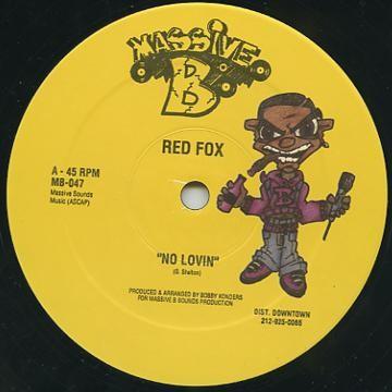 Red Fox : No Lovin' | Maxi / 10inch / 12inch  |  Dancehall / Nu-roots