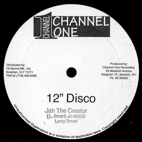 Leroy Smart : Jah The Creator   Maxi / 10inch / 12inch     Oldies / Classics