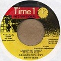 Barrington Levy And Beenie Man : Under Me Sensi | Single / 7inch / 45T  |  Dancehall / Nu-roots