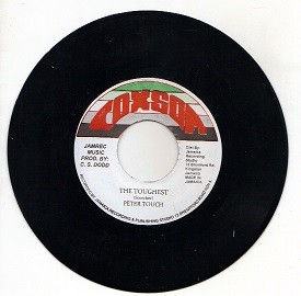 Peter Tosh : The Toughest | Single / 7inch / 45T  |  Oldies / Classics