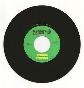 Lutan Fyah : Give Thanx And Praise | Single / 7inch / 45T  |  Dancehall / Nu-roots