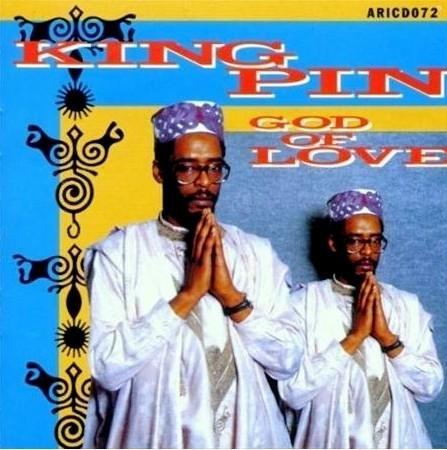 Alan King Pin : God Of Love | LP / 33T  |  Collectors