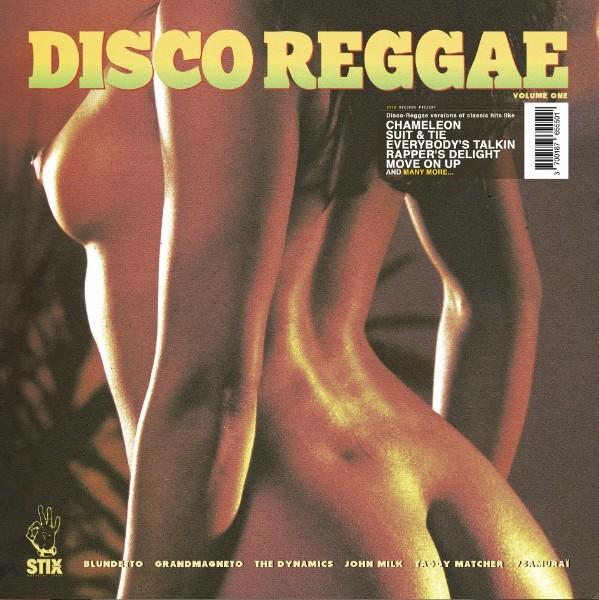 Various : Disco Reggae Vol 1   LP / 33T     Mash Ups / Remixs