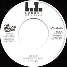 Gyptian : Higher   Single / 7inch / 45T     Dancehall / Nu-roots