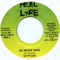 Gyptian : No More War | Single / 7inch / 45T  |  Dancehall / Nu-roots