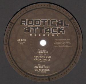 Earl Sixteen : Harvest   Maxi / 10inch / 12inch     UK