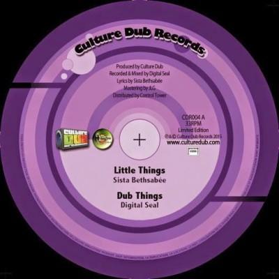 Digital Seal Meets Sista Bethsabee : Little Things