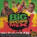 Selecta K-za : Big Dancehall Mix Vol.54 | CD  |  Various