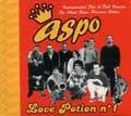 Aspo : Love Potion N°1 | CD  |  Ska / Rocksteady / Revive