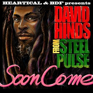 David Hinds : Soon Come