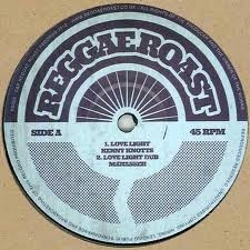 Kenny Knotts : Love Light   Maxi / 10inch / 12inch     UK
