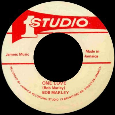 Bob Marley : One Love | Single / 7inch / 45T  |  Oldies / Classics