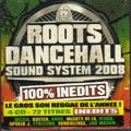 Various Artists : Roots Dancehall Sound System 2008 | CD  |  Dancehall / Nu-roots