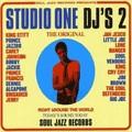 Various Artists : Studio One Dj's 2   CD     Oldies / Classics