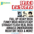 Sound Dimension : Mojo Rocksteady Beat   CD     Oldies / Classics
