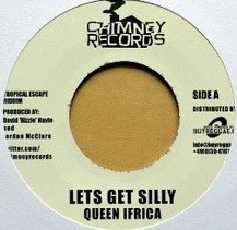 Queen Ifrica : Lets Get Silly | Single / 7inch / 45T  |  Dancehall / Nu-roots