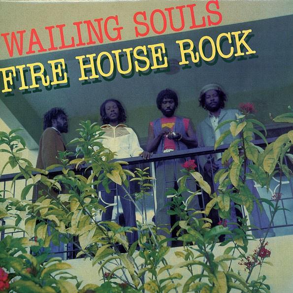 Wailing Souls : Fire House Rock   LP / 33T     Oldies / Classics