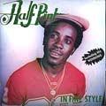 Half Pint : In Fine Style | LP / 33T  |  Dancehall / Nu-roots